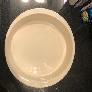 Mayfair and Jackson oven safe pie baking dish